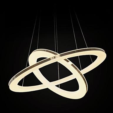 40CM Chic Stainless Steel Plating Modern LED Pendant Lights Lamp,Lustres E Pendentes De Sala<br><br>Aliexpress