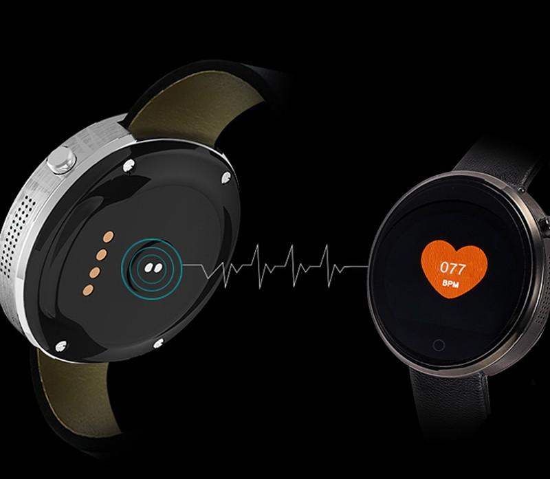 ถูก แทนกันวงDM360บลูทูธสมาร์ทดูการตรวจสอบอัตราการเต้นหัวใจนาฬิกาข้อมือนาฬิกาข้อมือสำหรับA Pple IOS A Ndroidโทรศัพท์Mate