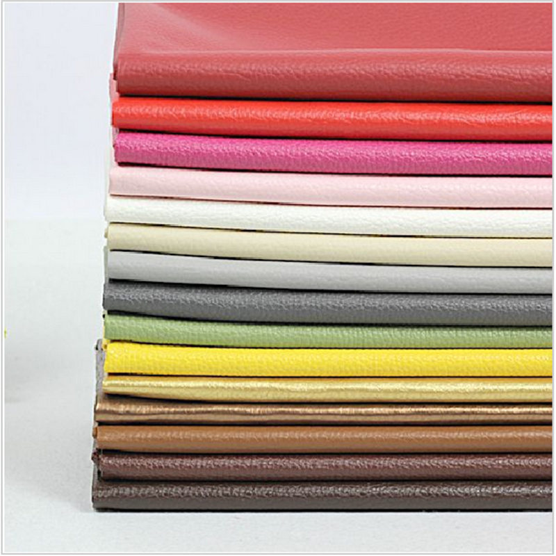 Nice PU leather, Faux Leather Fabric for Sewing, PU artificial leather for DIY bag material, one piece=50cm*70cm(China (Mainland))
