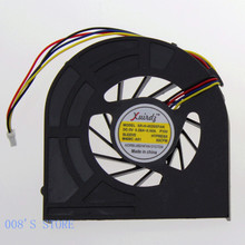 Brand New Laptop CPU Cooler Fan Fit For HP Probook 4520 4520s 4525s 4720S KSB050HB 4 Wires DIY Replacement Notebook Accessories