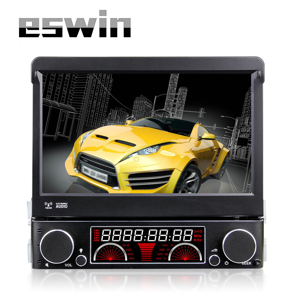 1 Din Android Car Radio GPS Navigation Auto Stereo DVD Player 7 inch HD Touch Screen Automatic Multimdeia Bluetooth Wifi 3G OBD(China (Mainland))