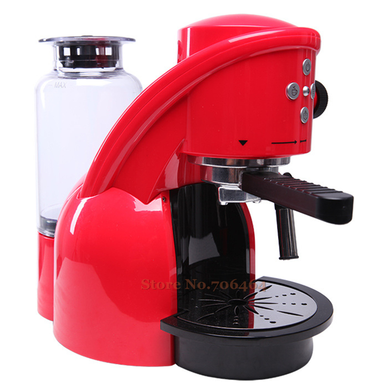 Portable 15 Bar high quality semi automatic Espresso coffee maker cappuccino coffee machine nice ...