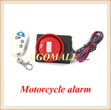 5pcs/Lot Vibration Detector Sensor anti-theft Alarm for motorcycle and Electric motor car with wireless remote H201(China (Mainland))