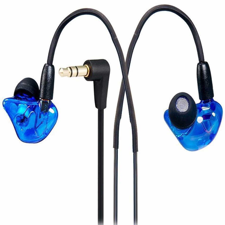 New style earphone Stage monitor headphone pai 3.14 Hifi In ear sport moving-coil Noise Isolating headset for iPhone 5s 6Plus<br><br>Aliexpress