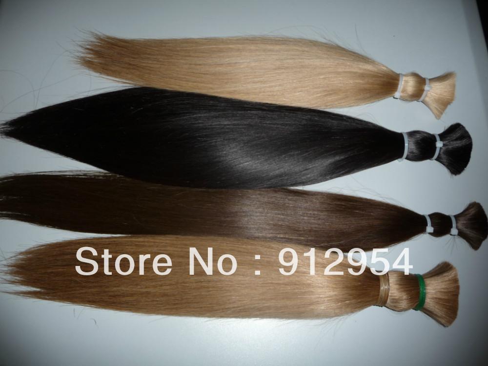 grade 5A best quality  Brazilian virign hair  straight hair bulk ,613# /950g/lot<br><br>Aliexpress