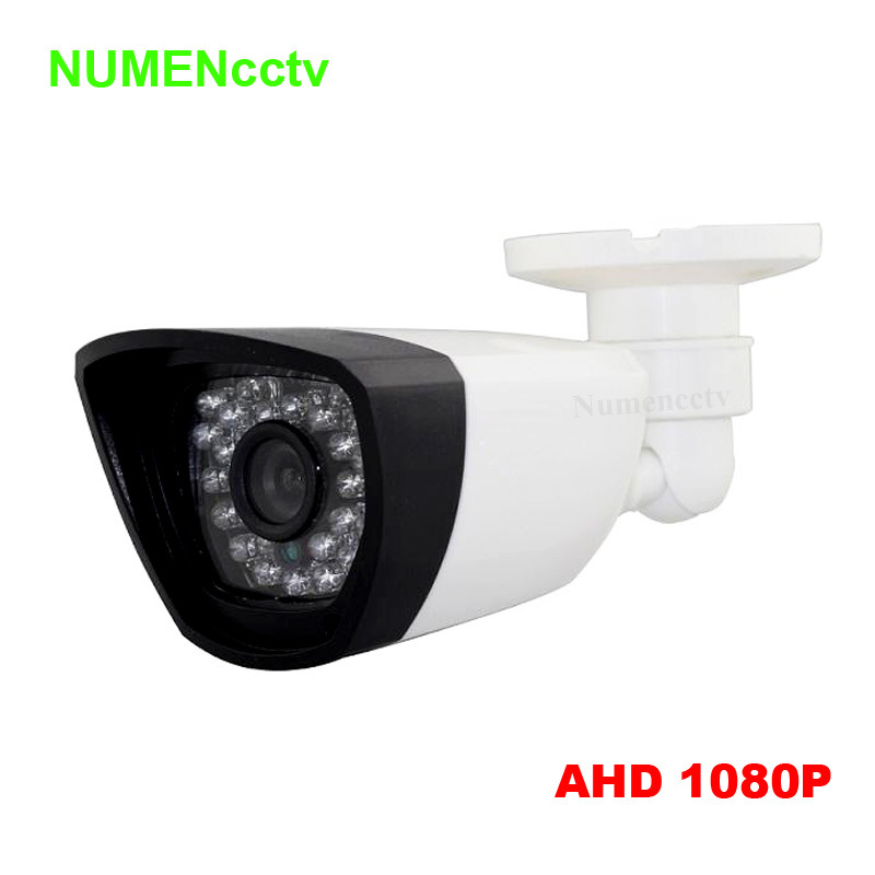 HD 3000TVL CCTV Home Video Surveillance Day/night 2.0MP AHD Security Bullet Camera Outdoor 2.0MP 3.6MM Wide Angle Lens OSD cable(China (Mainland))