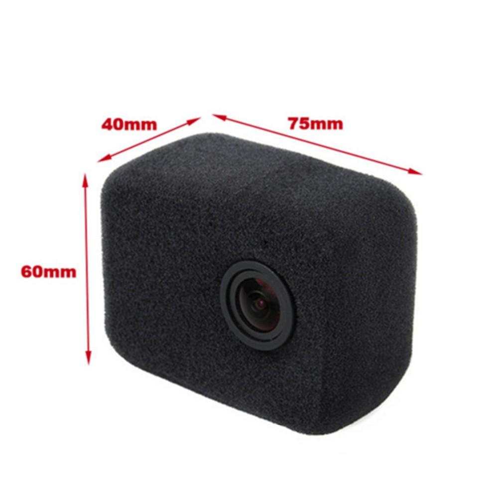 Gopro Accessories Foam Windscreen Windshield Sponge Foam Cover Wind Cap for Gopro Hero 4 3 3+ Xiaomi Yi Camera Accessories