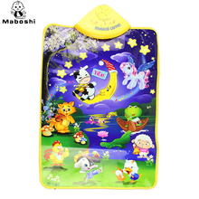 Music Baby Play Mats Baby Toys Kids Toys Mat Children Developing Rug Kids Rug Children Play Toys For Babies Gym Music Carpet(China (Mainland))