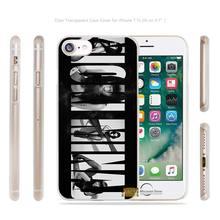 Nicki Minaj Transparent Case Cover apple iphone 4 4s 5 5s SE 6 6s 7 7s plus i4 i5 i6 i7 - AlexMohoo Store store