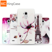 Silicon Case ZTE V7 Lite/ZTE Blade Lite Phone Painting Protector Back Cover Protective Accessories - Kingcase store
