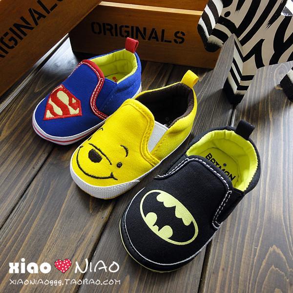2015 Baby Shoes Frist Walkers Baby Toddler Shoes Kids shoe Cute Cartoon Prewalker Infant Summer/Autumn Footwear Soft Sole B144<br><br>Aliexpress