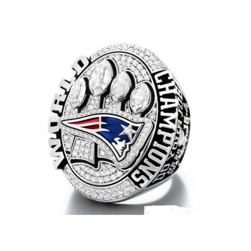 Free shipping NFL 2014 New England Patriots Super Bowl XLIX Championship Ring, Custom Championship Rings men fashion jewelry(China (Mainland))