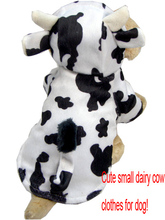 Buy Pet clothes animals dairy cow shape pet clothing dogs four sizes S-XL hat cat puppy dog clothes Perro abrigo. for $10.99 in AliExpress store