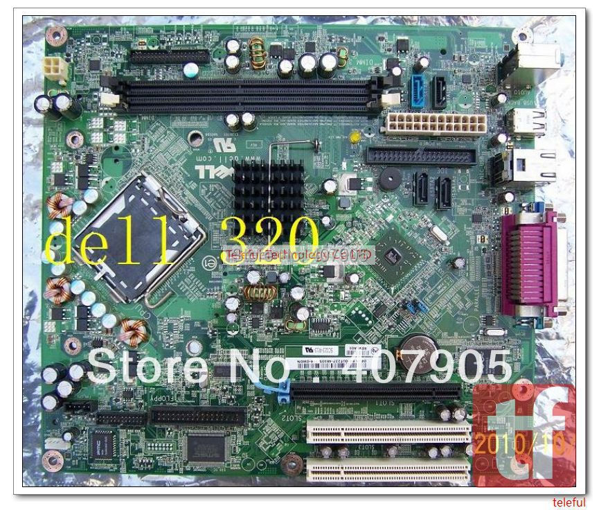 Motherboard for Dell 320 360 210L 755 UP453 MH651 CU395 PC(China (Mainland))