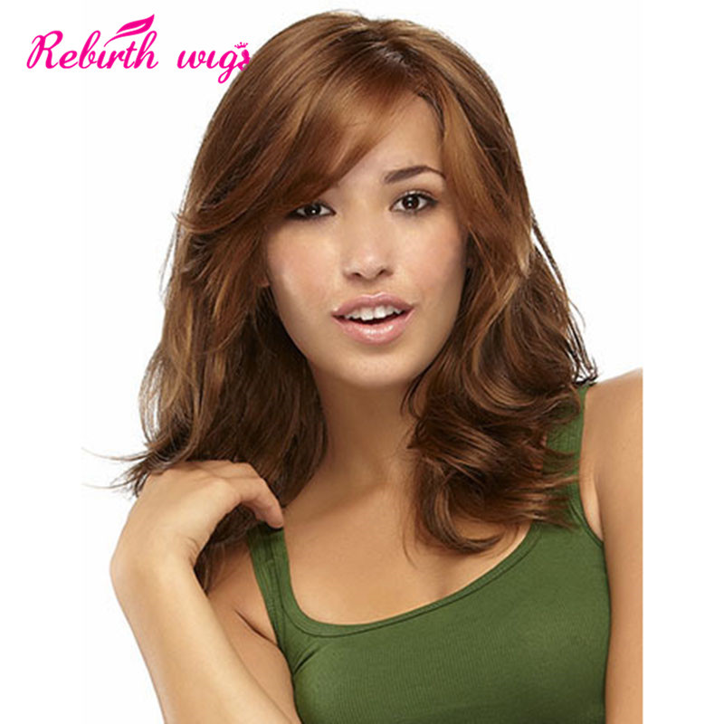 2015 New Curly Wig Sexy Women Girls Fashion Synthetic Hair Wigs Wavy Style Heat Resistant Layered Hair Long Wavy Wigs Peluca(China (Mainland))