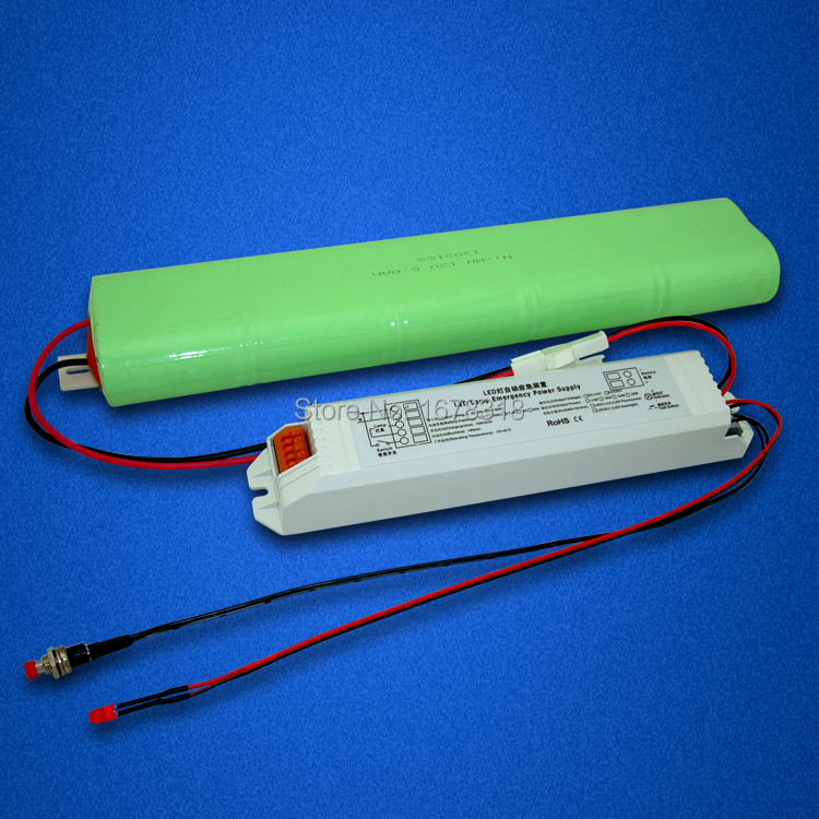 50w Led Power Supply: 50W LED Emergency Light Power Supply (180 MINUTE 100