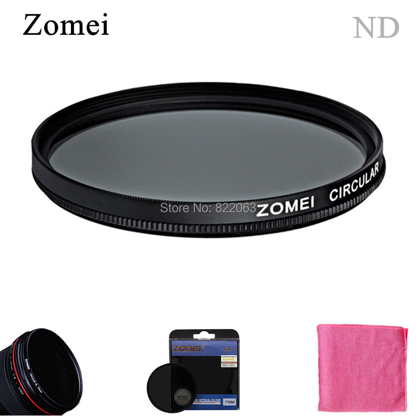Professional Zomei 67mm CPL Polarizer Filter Polarization Filters Avoid Bright Lights Filtro for Nikon Canon 600D Camera Lens(China (Mainland))