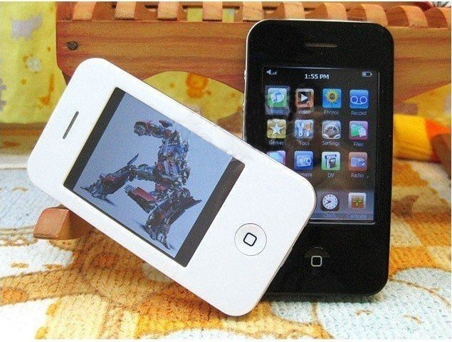 New Hot sales Touch Screen Mp3 Mp4 MP5 Player I9 4G Style with Camera support vide game TD00304(China (Mainland))