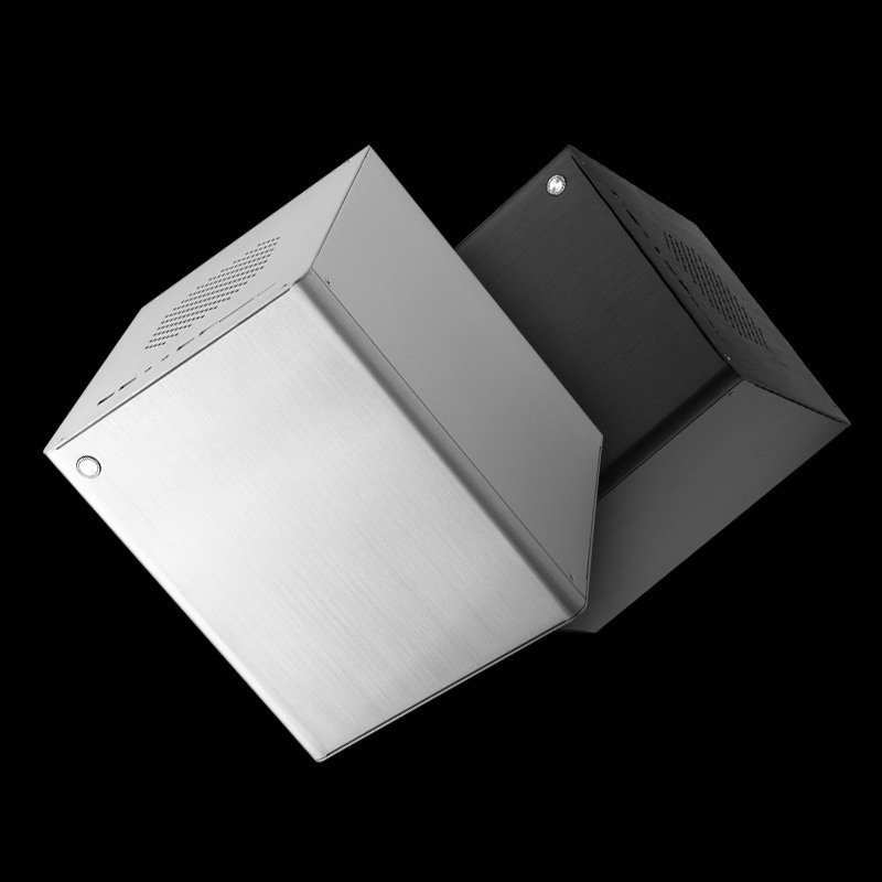 2015 New State D5S Aluminum HTPC mini pc cases double usb3.0 enclosure free shipping(China (Mainland))