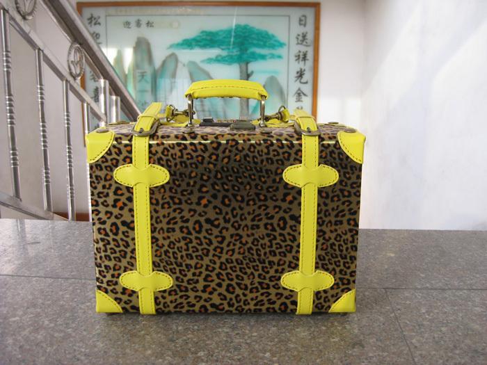 "Customized!Vintage travel bag one shoulder cross-body handbag bags male luggage box female password box,12""14""18""20""22""24""28""30""(China (Mainland))"