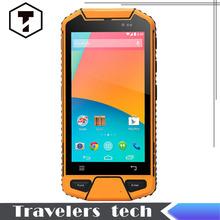 1D/2D barcode scanner 2d phone Dragon X301 IP65 rugged Waterproof phone quad core 1GB RAM 8GB ROM Android4.4 4200mah runbo X6(China (Mainland))