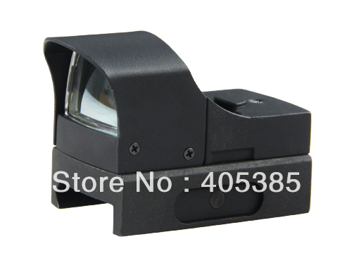 Tactical Red And Green Illuminuted Mini Red Dot Sight With On/off Switch For Hunting<br><br>Aliexpress