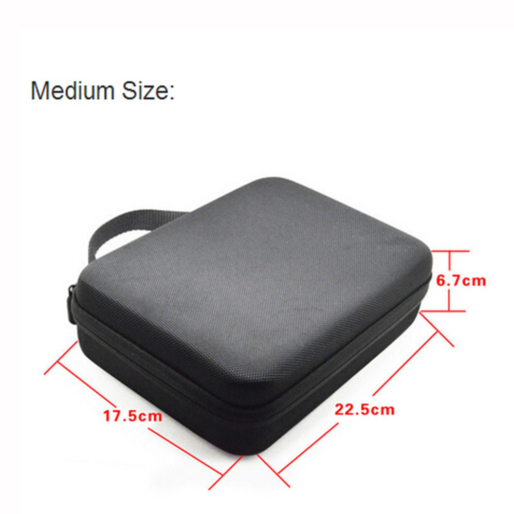 image for New Promotion Travel Storage Collection Bag Case Gopro Hero 3/4 Sj 400