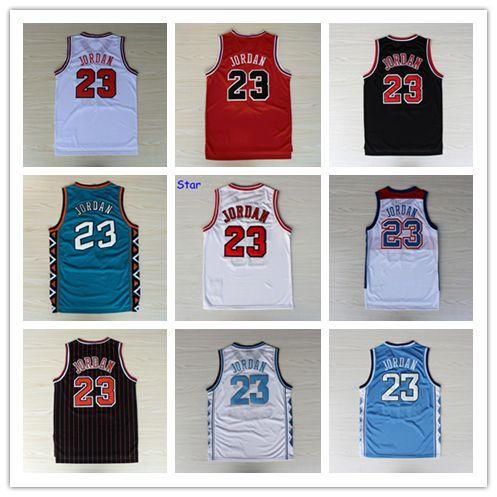 Online Shop Cheap sale Michael Jordan Jersey,Jordan 23 White Red ...