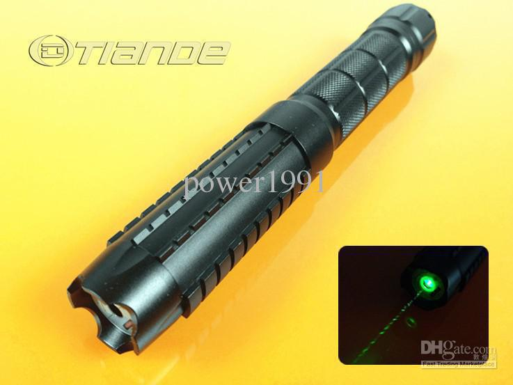 Top Best Laser Pointers 10000mw Green Color Beam 532nm with Goggles Battery Charger Free Shipping