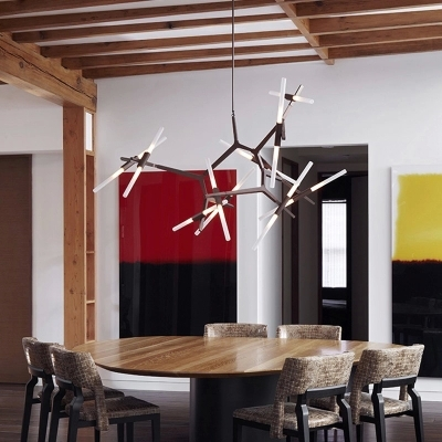Creative Arts Hill Agnes Pendant Lamps Light Modern Famous Italian Lamp Design Personality Living Room Restaurant Lights Lamps(China (Mainland))