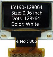 0.96 inch 128x64 27pin LY190 oled screen OLED display SSD1308 OLED