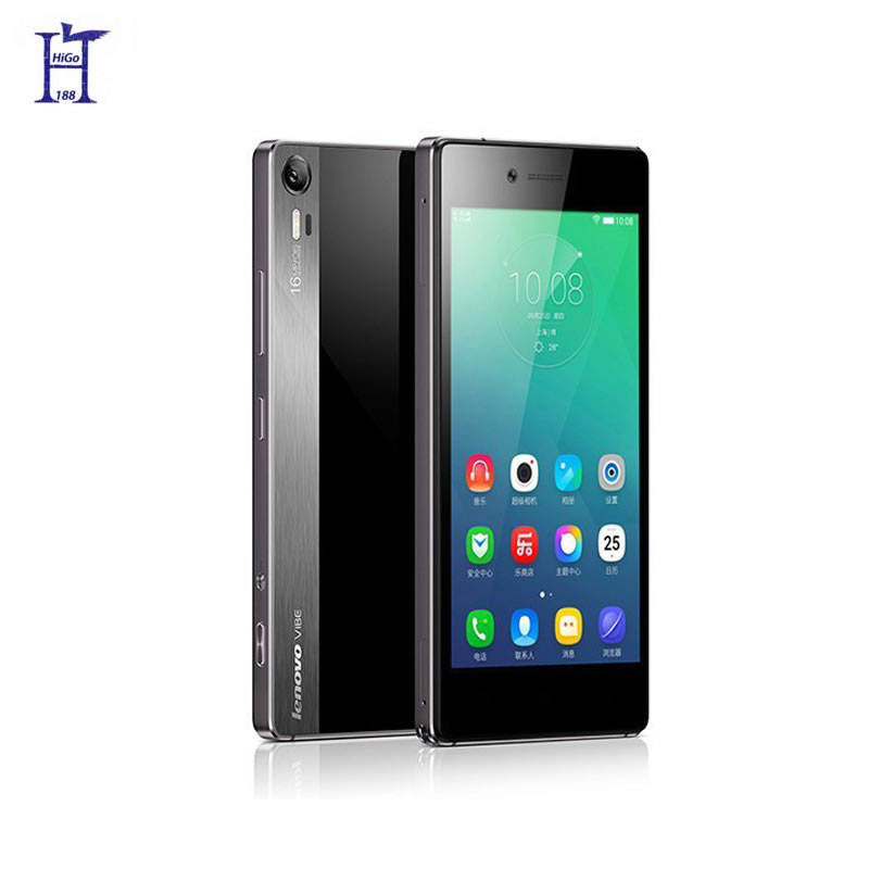 "Promoting Original Lenovo Vibe Shot Z90 Z90-7 New 4G Cell Phone Android 5.0 Snapdragon 615 Octa Core 3GB 32GB 5"" 1080P 16.0MP(Hong Kong)"