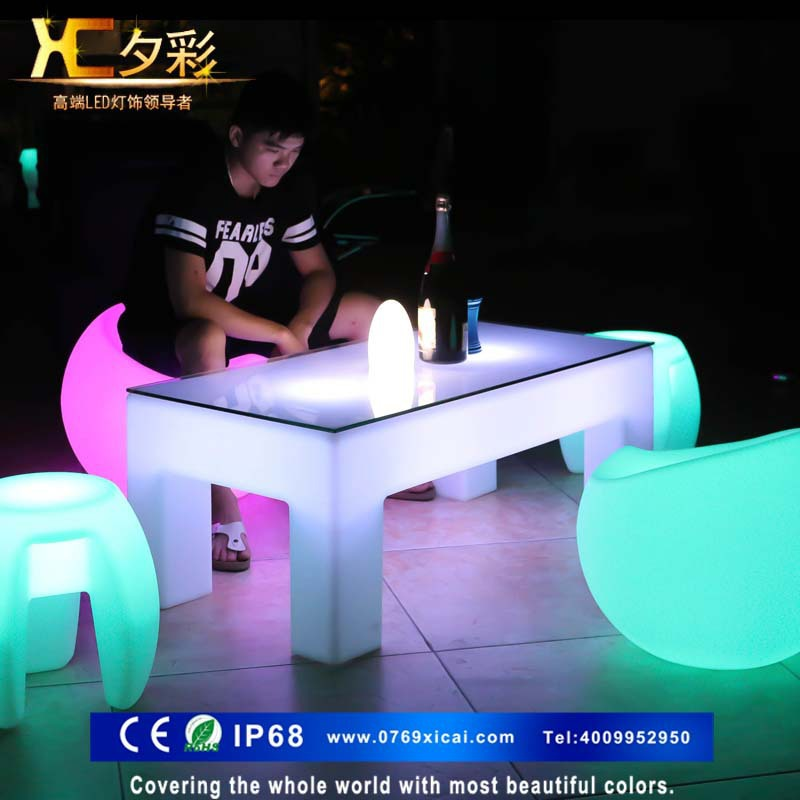 LED light bar factory direct new custom home bar fashion colorful modern luminous straight bar(China (Mainland))