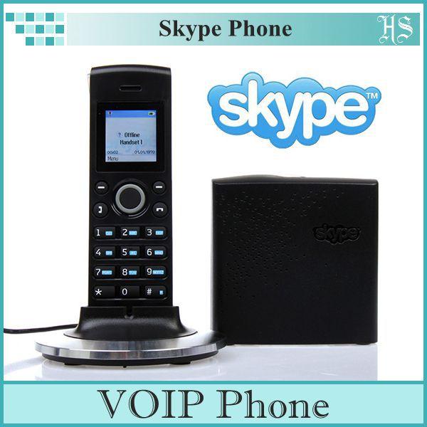 Hot selling! Black Skype phone Wifi voip phone Wireless skype phone AD0013(China (Mainland))