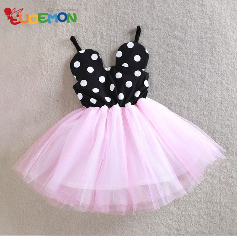 [Eudemon] Kids Clothes Girl Dress 2016 Summer Clothing Fashion Sweet girls clothes Cotton Soft kids dresses for girls(China (Mainland))