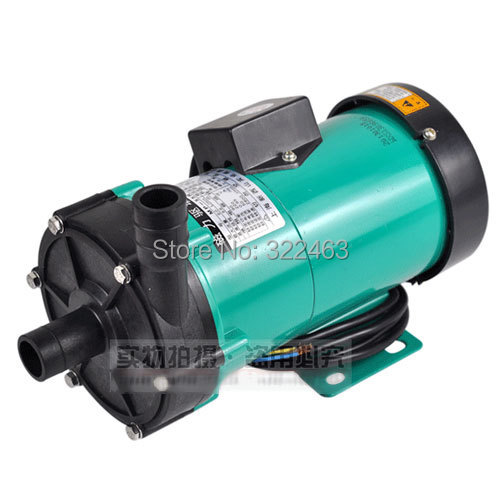 CE Approved Magnetic Drive Pump MP-55R 220V 50HZ Water Spouting Pool Rearing Pond Fish Jar Dyeing solar Energy System Circulate(China (Mainland))