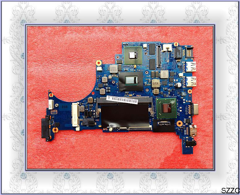 original For Samsung NP530U4C NP530U4C-S01IN laptop BA92-10485A BA41-02014A HM65 Non-integated motherboard(China (Mainland))