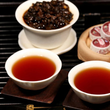 Pu er cooked tea super mini tuo Chinese puer tea puer ripe pu er tea bag