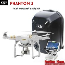 Dji phantom 3 Advanced/Professional Drone with free Hardshell Backpack, build in 2.7K/4K hd camera &3D Gimble&GPS system