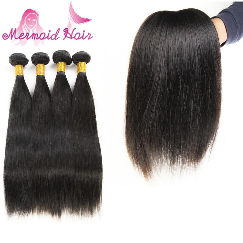 Peerless Peruvian Straight Hair 8-30 Inch Straight Hair Peruvian Virgin Hair 4 Pcs Lot 7A Peruvian Virgin Hair Human Hair Weave