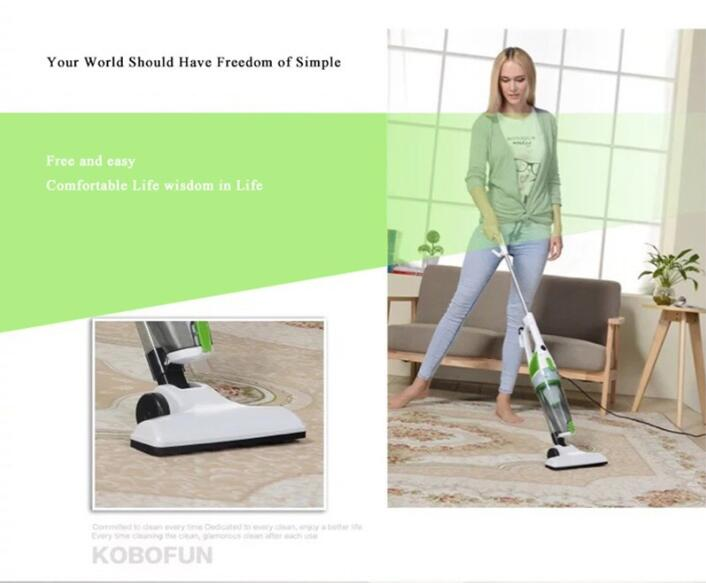 Low Noise Home Rod Handheld Vacuum Cleaner Portable Dust Collector household Aspirator(China (Mainland))