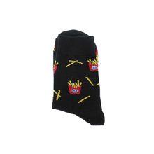 [WPLOIKJD] Kreative Lebensmittel Glücklich Socken Harajuku Ei Bier Hüfte Hop Socken Männer Unisex Skarpetki Calcetines Hombre Divertidos Skateboard(China)