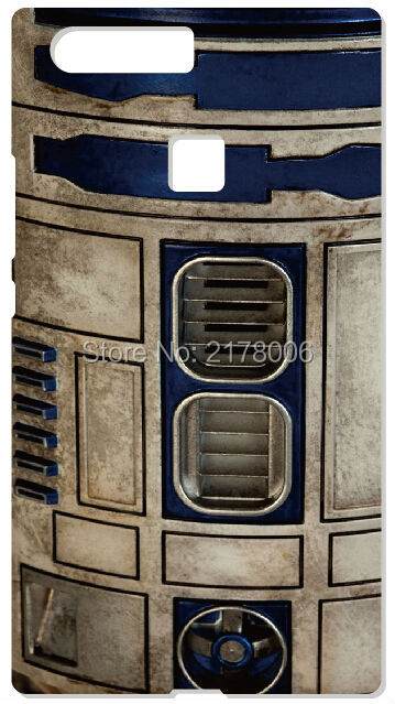 Painting Star Wars R2D2 Robot Hard Cell Phone Cover For Huawei Honor 6 7 6X Ascend P6 P7 Mini P8 P9 Lite Mate 7 8 Mobile Case(China (Mainland))