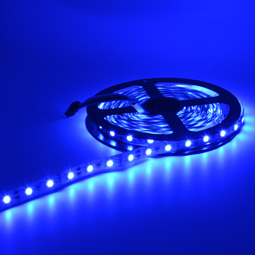 5M or 10M /Pack 5050SMD More Brighter Than 3528 2835 SMD LED Strip light DC 12V 60LEDs/M Indoor Decorative Tape White Blue Red(China (Mainland))
