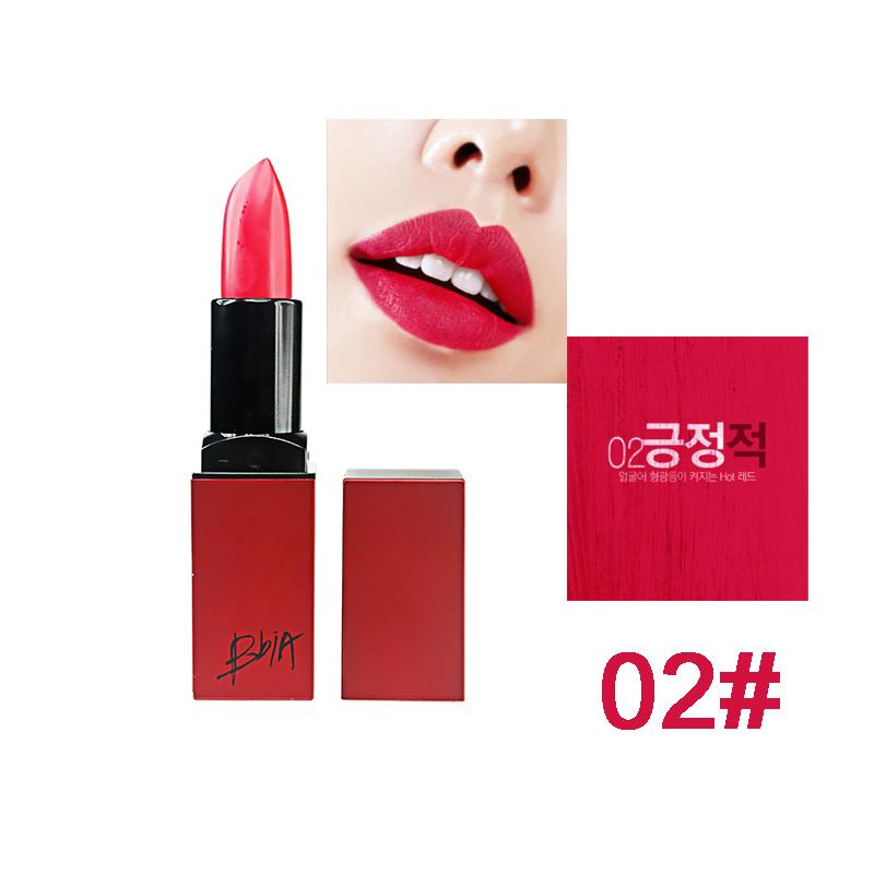 2016 New Arrival BBIA Último Batom Veludo Fosco Lábio Marca Vara Batom Rouge Maquiagem À Prova D' Água de Longa-duração Lábios Coreia maquiagem