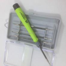 5 en 1 doble finaliza Bits Precision Magenitc destornillador de herramienta del Kit para la PC de la tableta de la reparación del teléfono