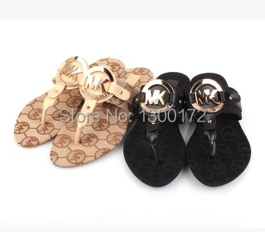 2014 new brand beach summer shoes woman casual female slippers flip flops flat sandals flip-flops slipper flop