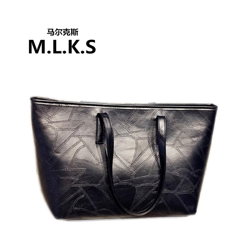 Woman Casual Tote Fashion Ladies Simple England Style Handbags Shopping essential Shoulder Bag GY-26(China (Mainland))