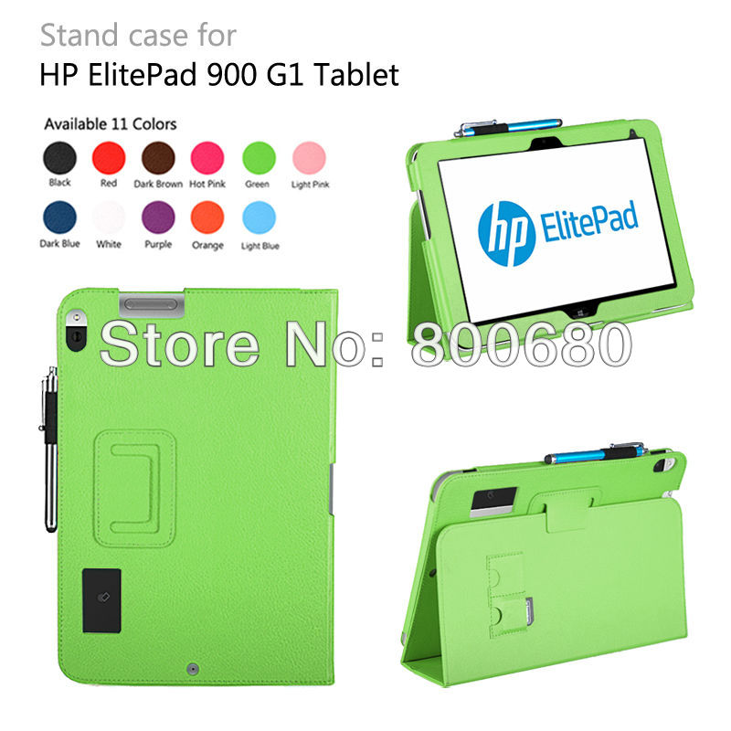 New arrivals!for HP ElitePad 900G1case cover pouch, 11 Colors free shipping 1000pcs/lot(China (Mainland))