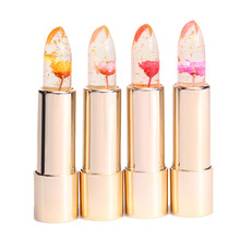 Kailijumei Magic Color Temperature Change Moisturizer Bright Surplus Lipstick Lips Care 3 Colors